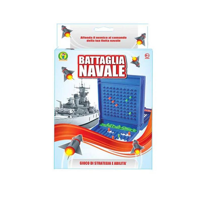 Gioco Di Società Battaglia Navale - Mazzeo Giocattoli  - MazzeoGiocattoli.it