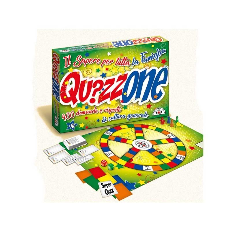 Gioco Il Quizzone - Edizione Marca Stella  - MazzeoGiocattoli.it