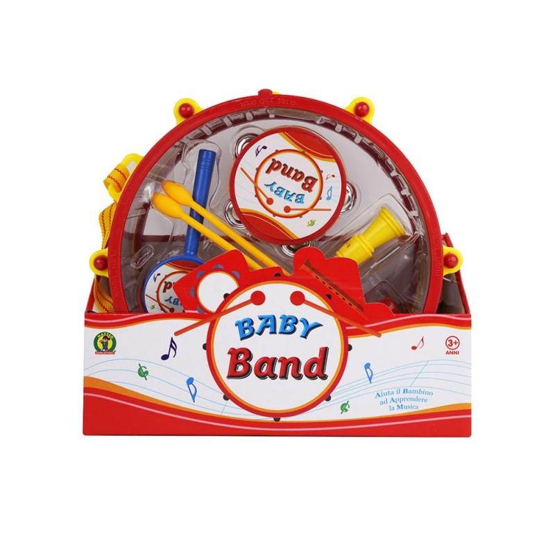 Gioco Musicale Con Batteria E Strumenti - Mazzeo Giocattoli  - MazzeoGiocattoli.it