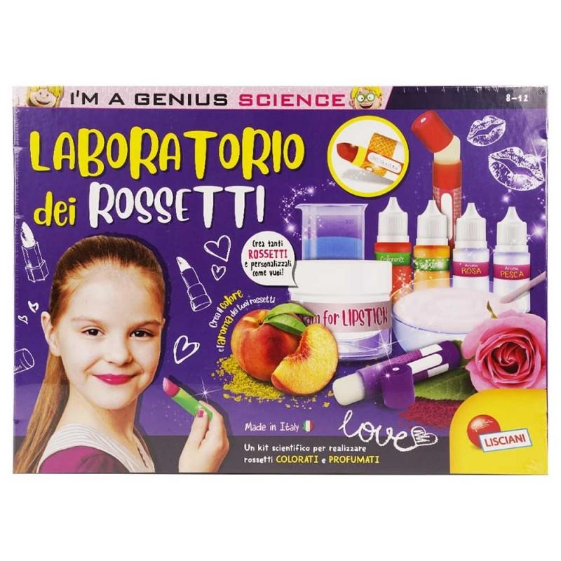 Gioco Per Bimba Laboratorio Dei Rossetti - Lisciani - MazzeoGiocattoli.it