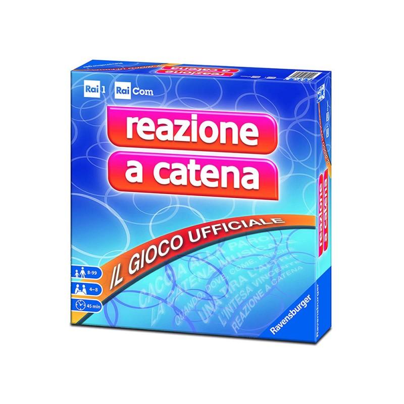 Gioco Reazione A Catena - Ravensburger - MazzeoGiocattoli.it