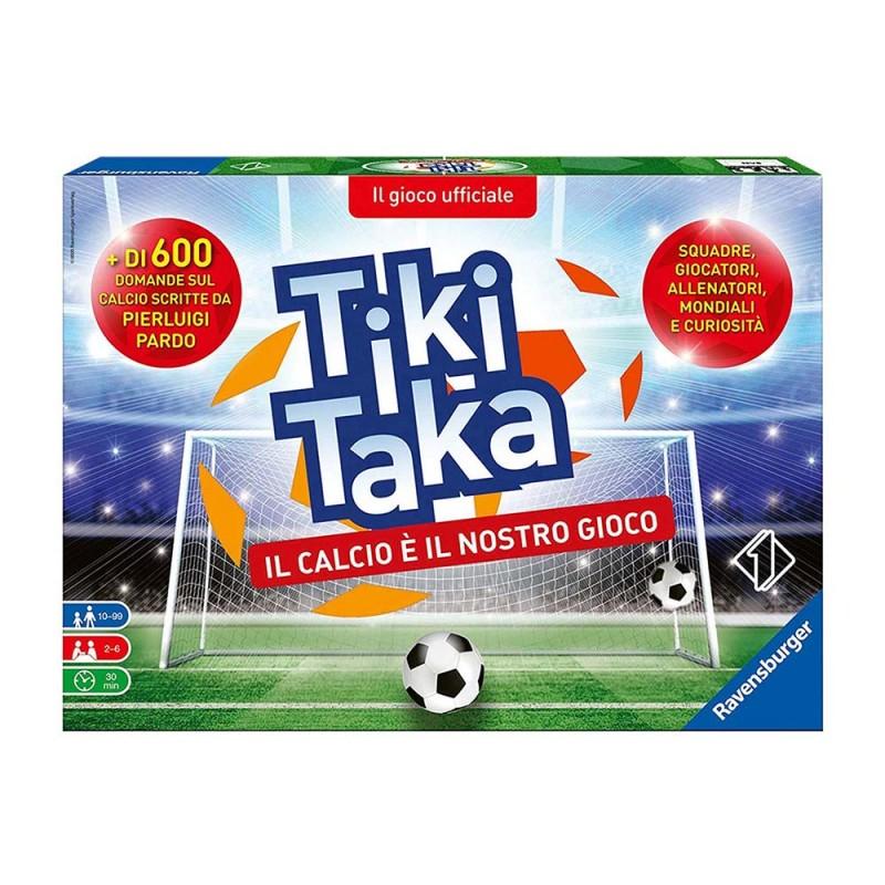 Gioco Tiki Taka - Ravensburger  - MazzeoGiocattoli.it