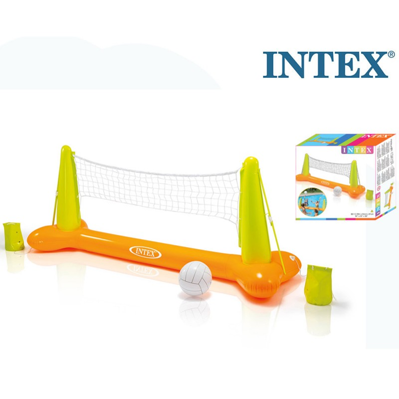 Gioco Volley Galleggiante - Intex  - MazzeoGiocattoli.it