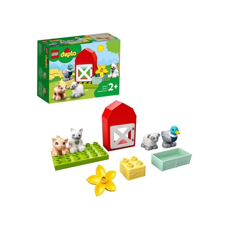 Gli Animali Della Fattoria - Lego Duplo  - MazzeoGiocattoli.it