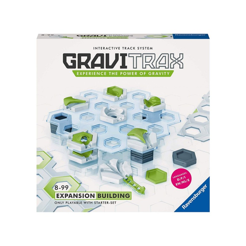 Gravitrax Building - Ravensburger - MazzeoGiocattoli.it