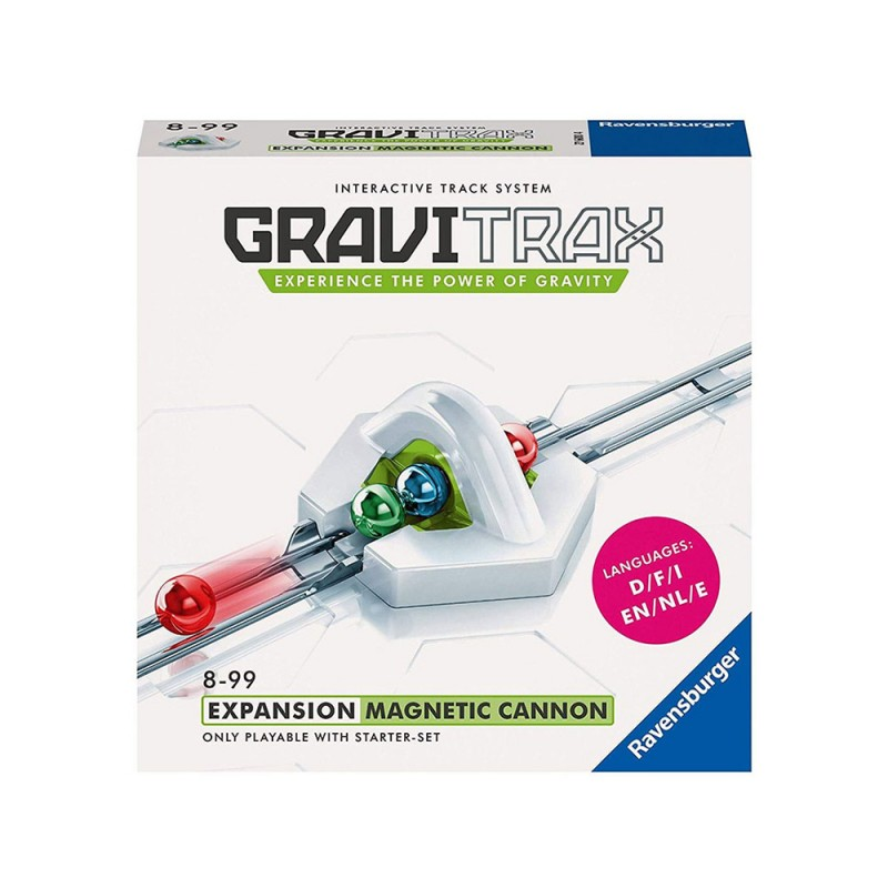 Gravitrax Magnetic Cannon - Ravensburger - MazzeoGiocattoli.it