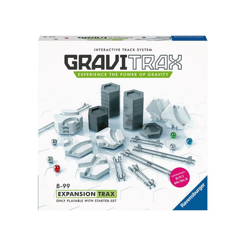 Gravitrax Trax Binari - Ravensburger - MazzeoGiocattoli.it