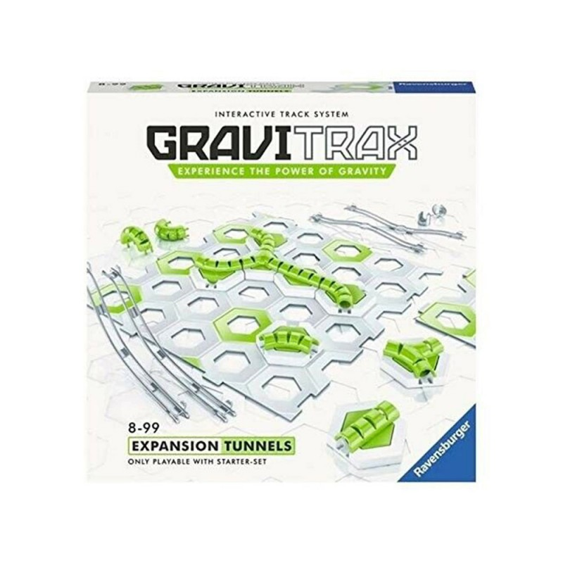 Gravitrax Tunnel - Ravensburger  - MazzeoGiocattoli.it