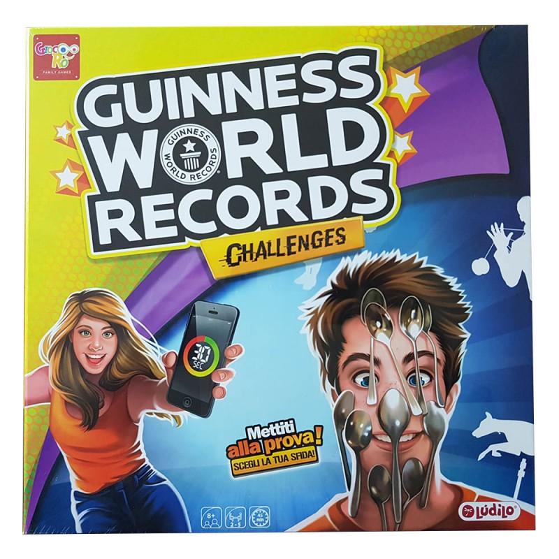Guinness World Records Challenges Rocco Giocattoli - MazzeoGiocattoli.it