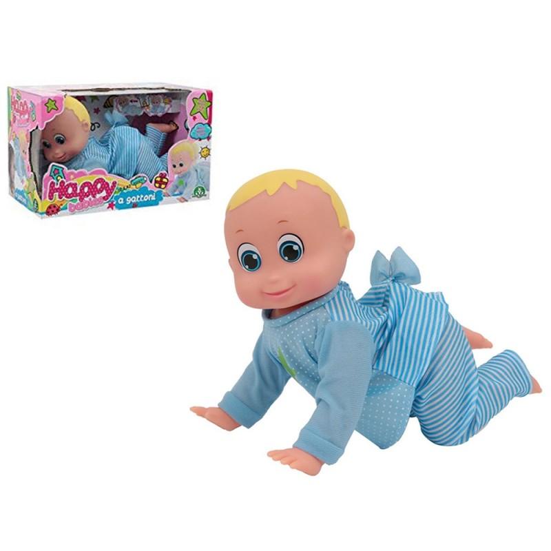 Happy Babies A Gattoni - Giochi Preziosi  - MazzeoGiocattoli.it