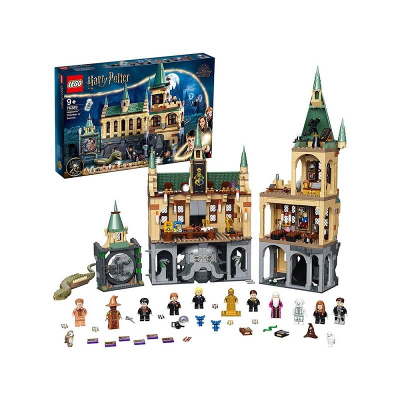 Harry Potter La Camera Dei Segreti - Lego - MazzeoGiocattoli.it