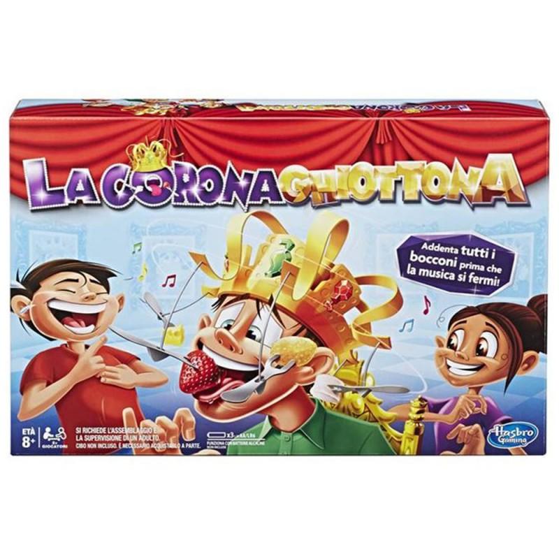 La Corona Ghiottona Gioco In Scatola Hasbro  - MazzeoGiocattoli.it