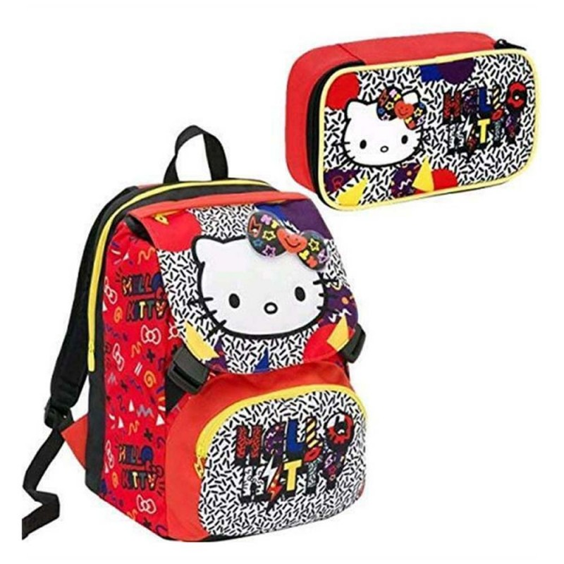 Schoolpack Hello Kitty Googly - Seven  - MazzeoGiocattoli.it