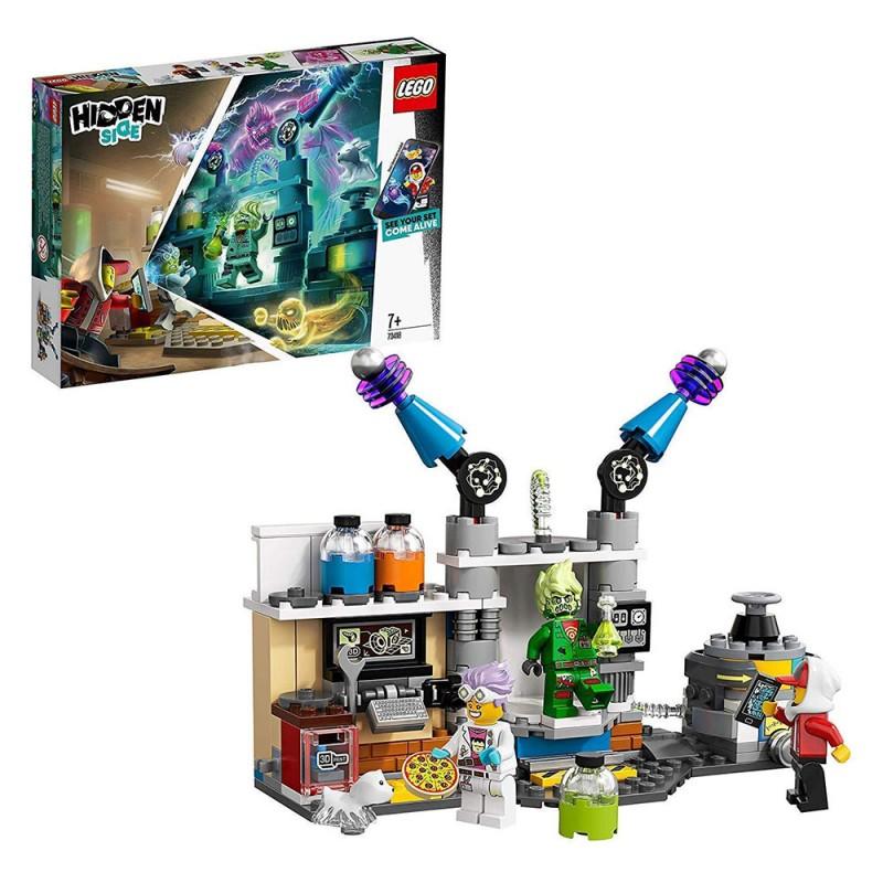 Hidden Side Il Laboratorio Spettrale Di J.B, Set Di Costruzione - Lego  - MazzeoGiocattoli.it