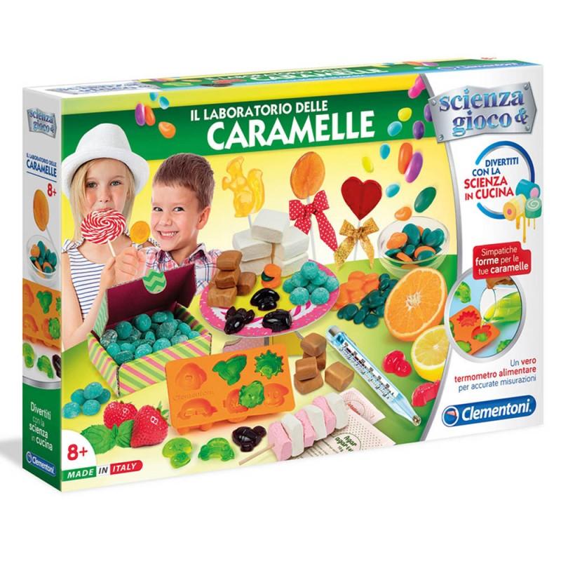 Il Laboratorio Delle Caramelle - Clementoni  - MazzeoGiocattoli.it