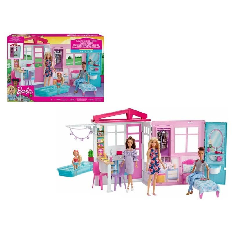 Il Loft Di Barbie - Mattel  - MazzeoGiocattoli.it