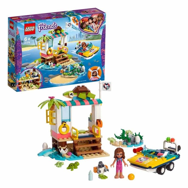 La Missione Di Soccorso Delle Tartarughe - Lego - MazzeoGiocattoli.it