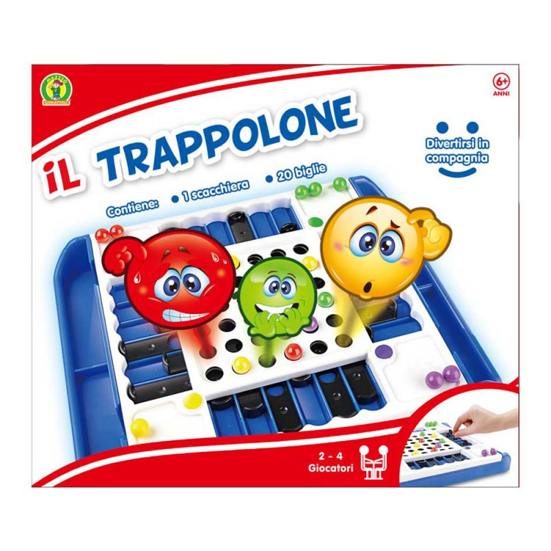 Il Trappolone - Mazzeo Giocattoli - MazzeoGiocattoli.it