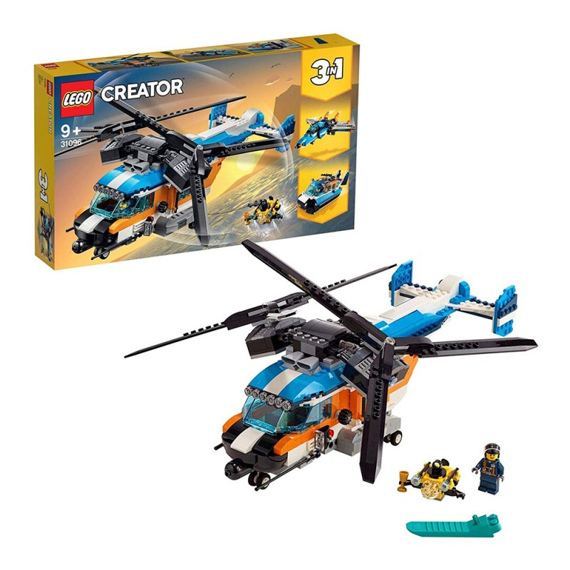 Elicottero Bi-Rotore - Lego Creator  - MazzeoGiocattoli.it
