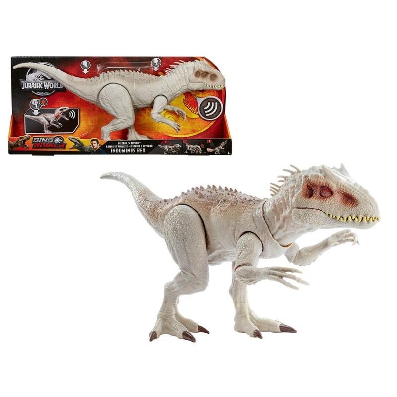 Jurassic World Indominus Rex - Mattel  - MazzeoGiocattoli.it