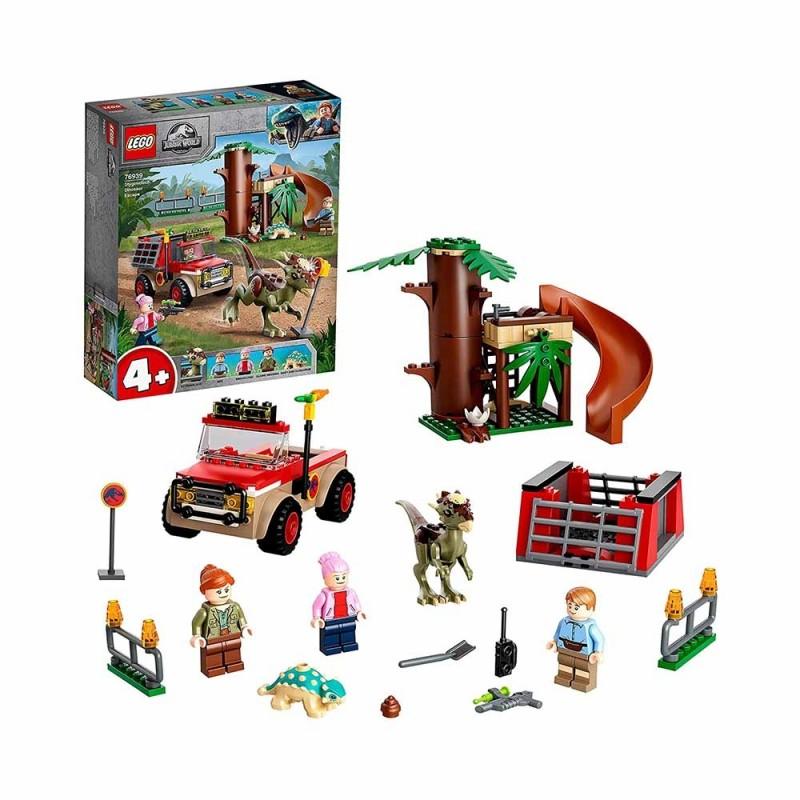 Jurassic World La Fuga Del Dinosauro Stygimoloch - Lego - MazzeoGiocattoli.it