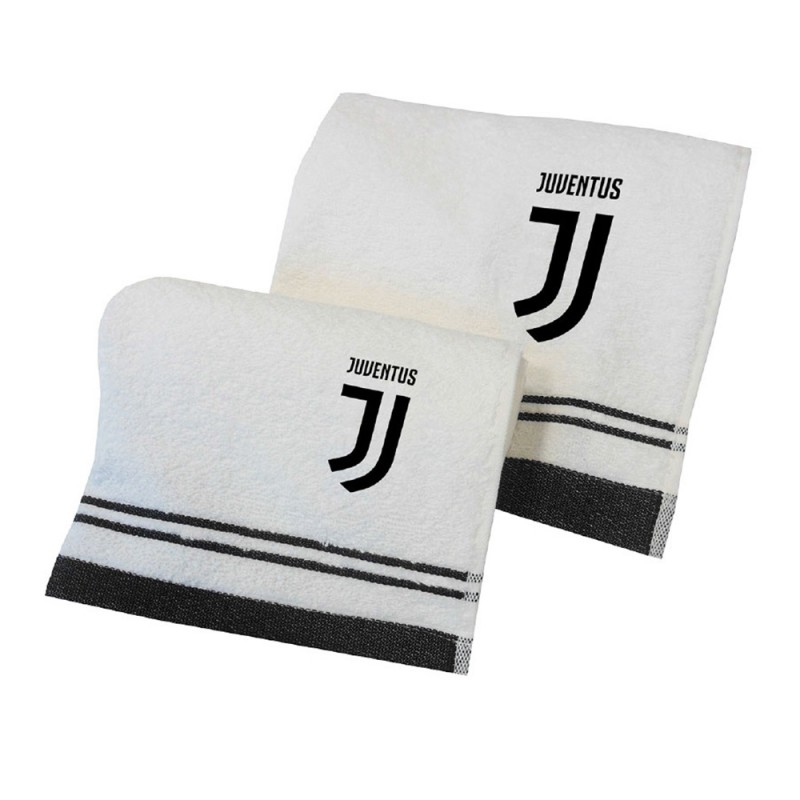 Set Asciugamano Juventus - MazzeoGiocattoli.it