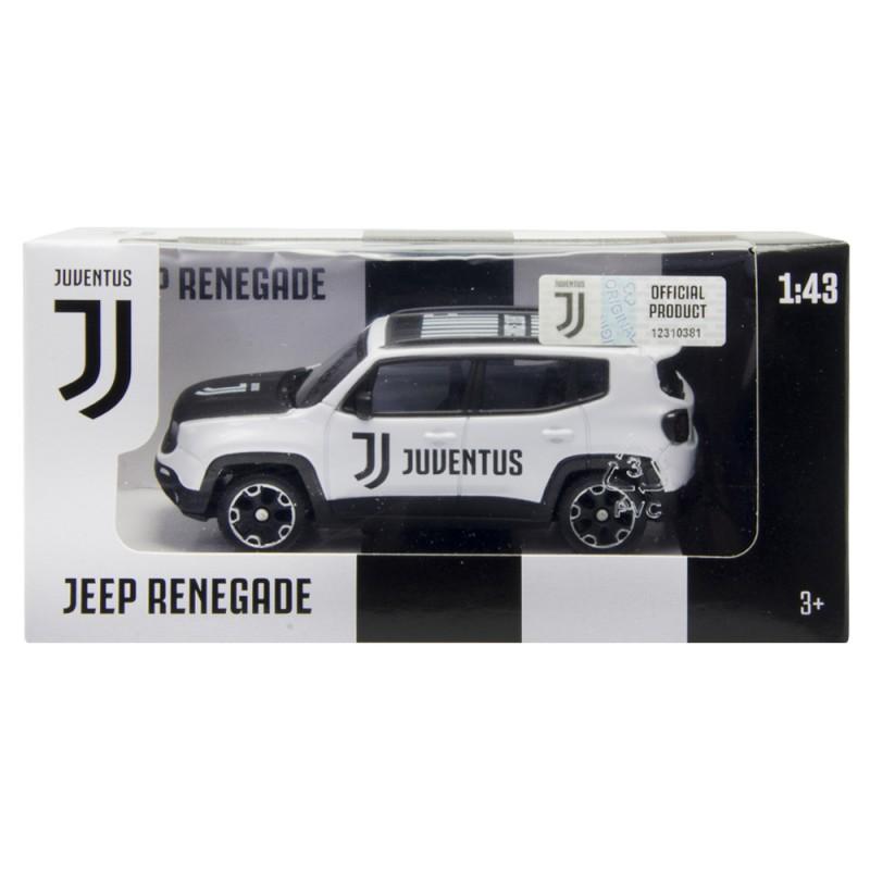 Modellino Da Collezione Jeep Juventus - Mondo  - MazzeoGiocattoli.it