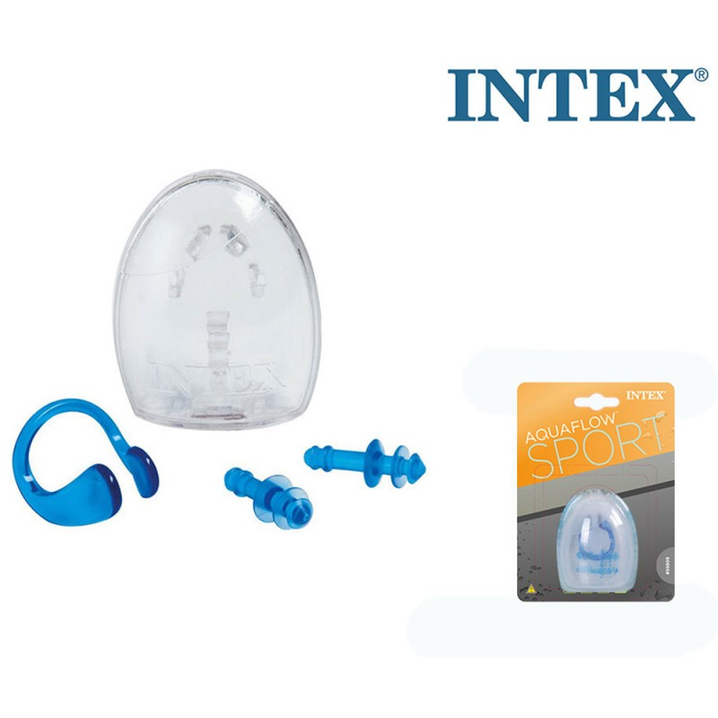 Kit Tappi E Stringinaso - Intex  - MazzeoGiocattoli.it