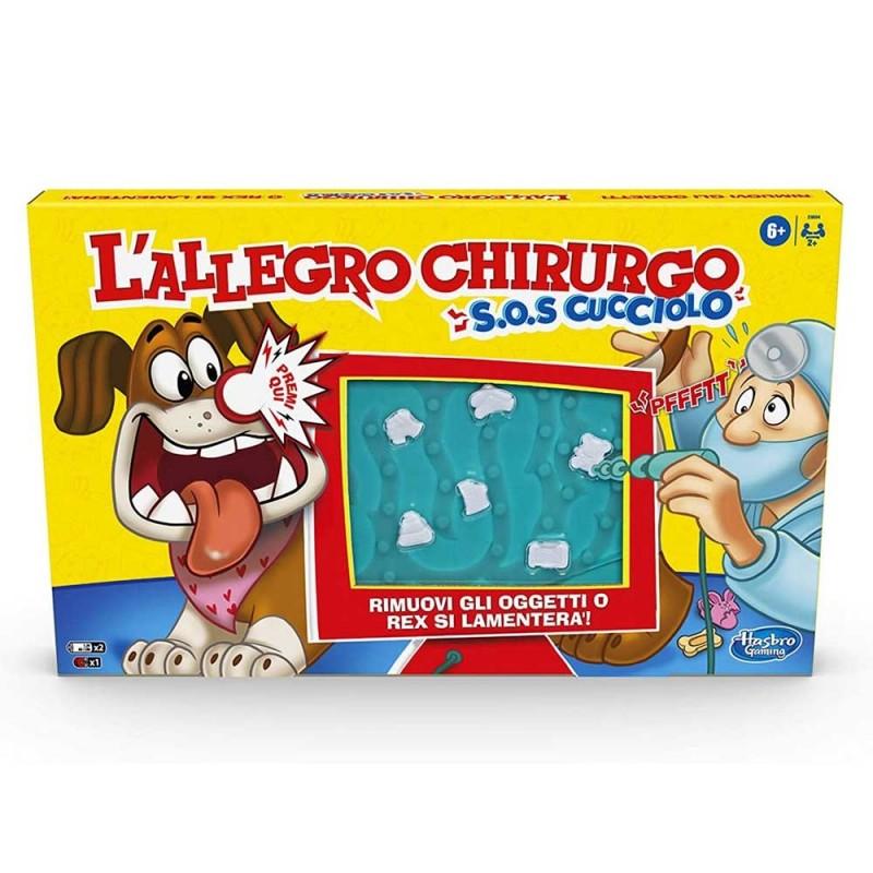 L'Allegro Chirurgo S.O.S. Cucciolo - Hasbro - MazzeoGiocattoli.it