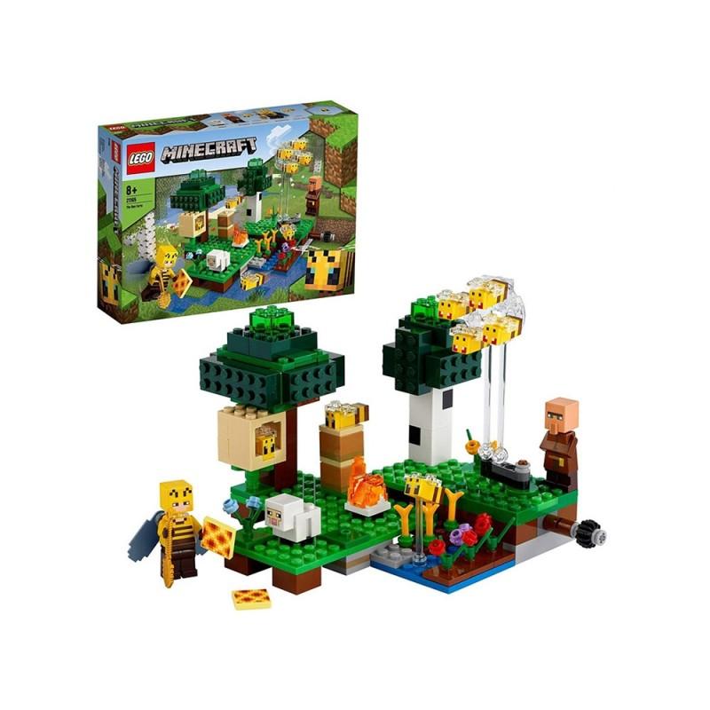 La Fattoria Delle Api Minecraft - Lego  - MazzeoGiocattoli.it