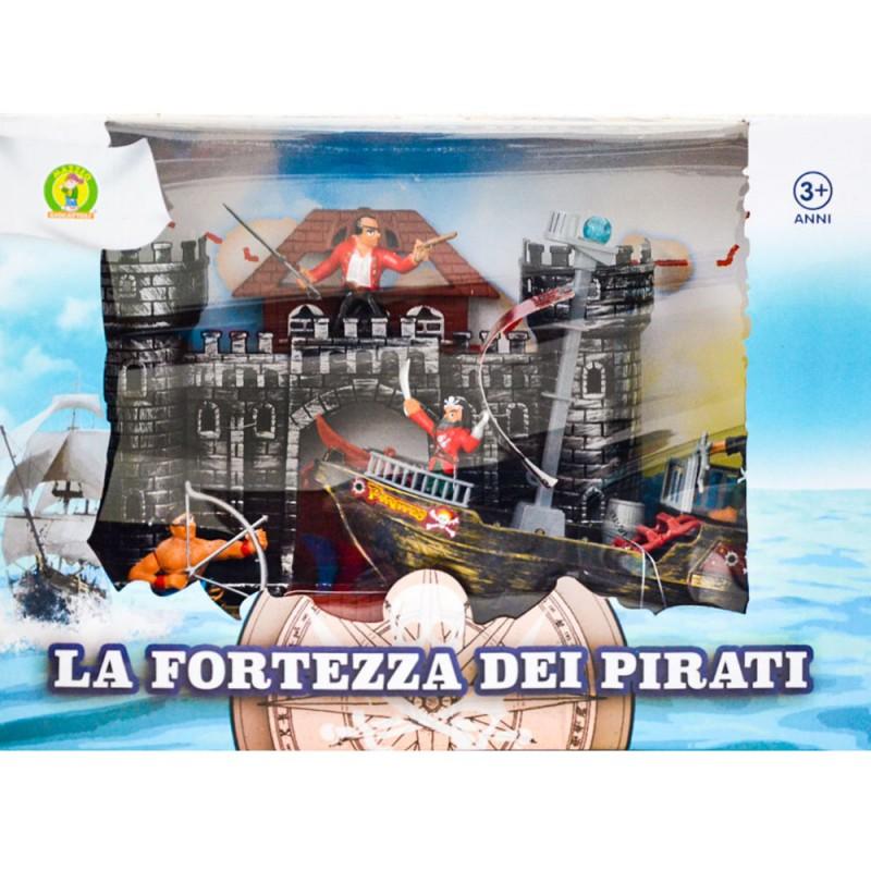 La Fortezza Dei Pirati - Mazzeo Giocattoli - MazzeoGiocattoli.it