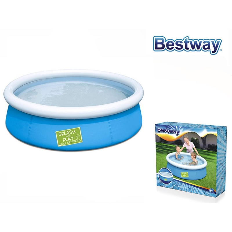 La Mia Prima Piscina Fast Pool - Bestway  - MazzeoGiocattoli.it