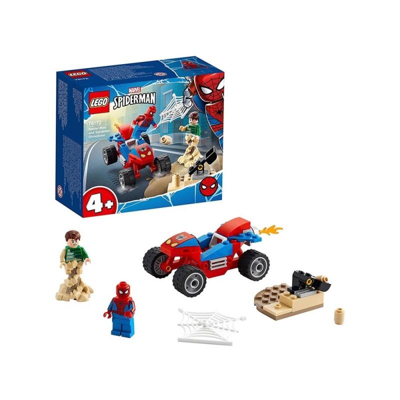 La Resa Dei Conti Tra Spider-Man E Sandman - Lego - MazzeoGiocattoli.it