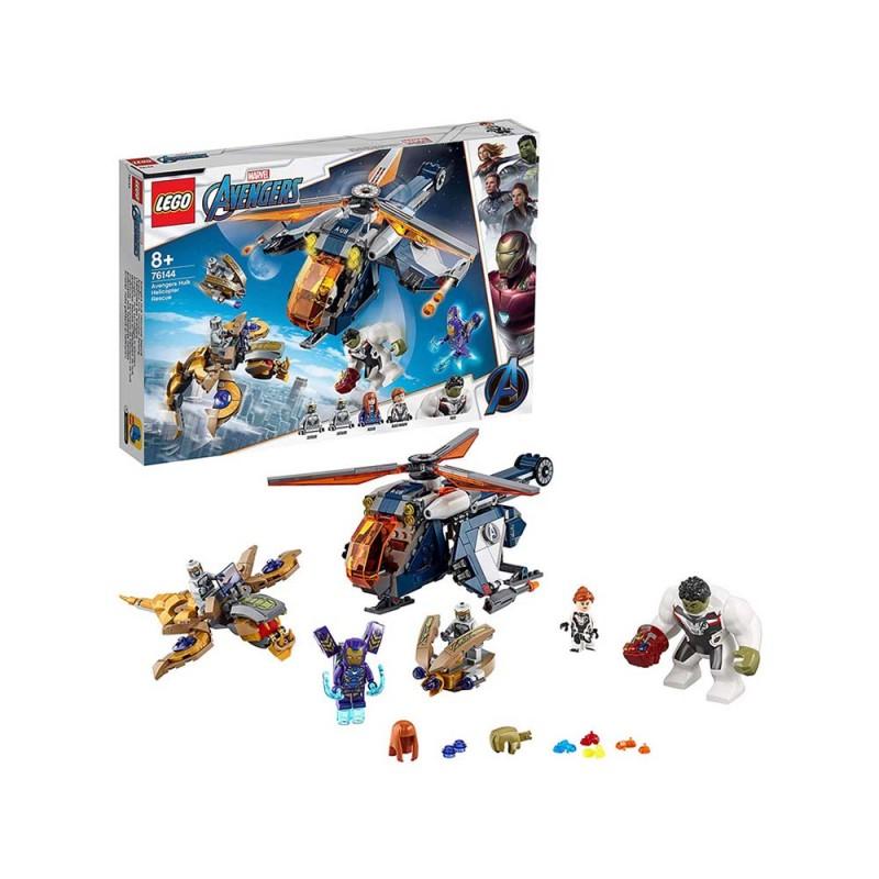 LEGO- Avengers Marvel - Il Salvataggio Di Hulk - Lego  - MazzeoGiocattoli.it