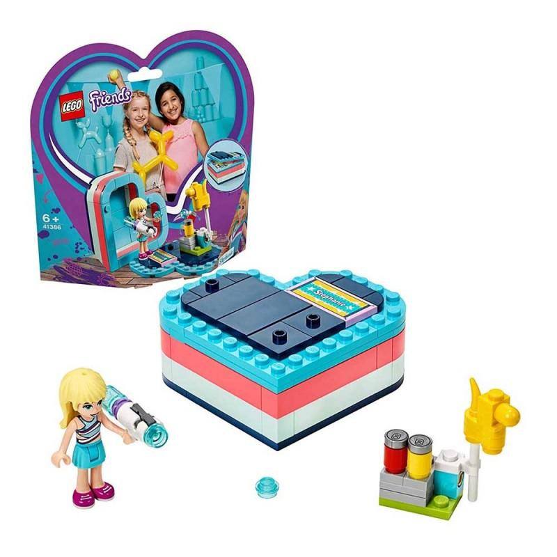 LEGO- Friends Scatola Del Cuore Di Stephanie - Lego  - MazzeoGiocattoli.it