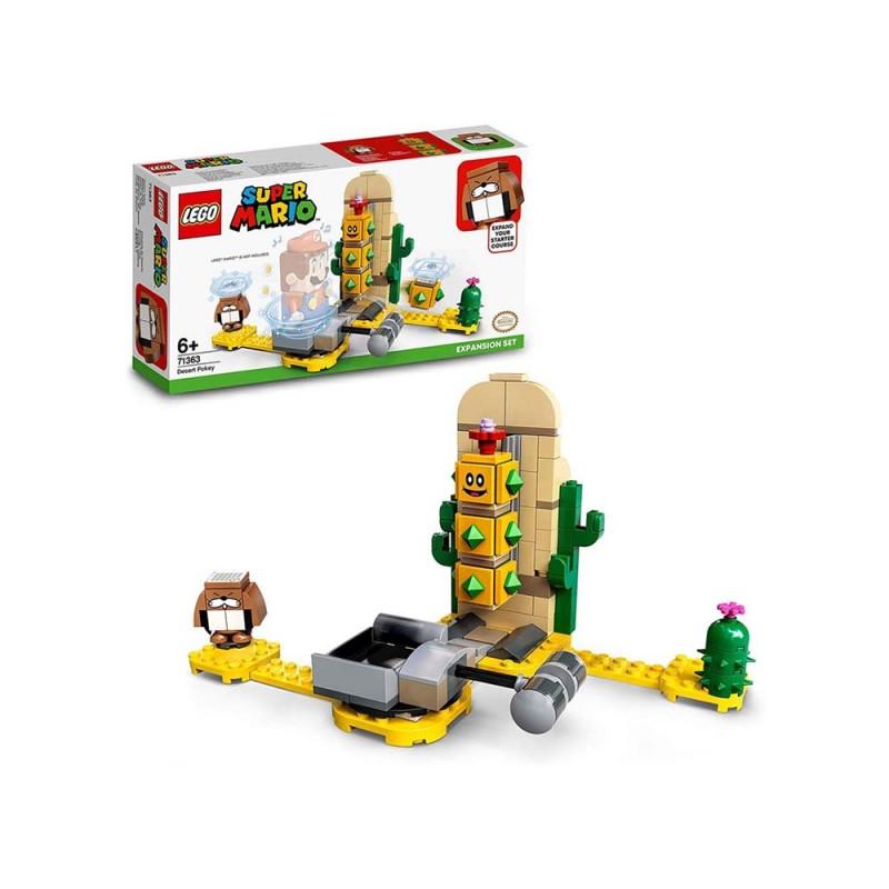 Lego Super Mario Marghibruco Del Deserto-Pack Di Espansione - Lego - MazzeoGiocattoli.it