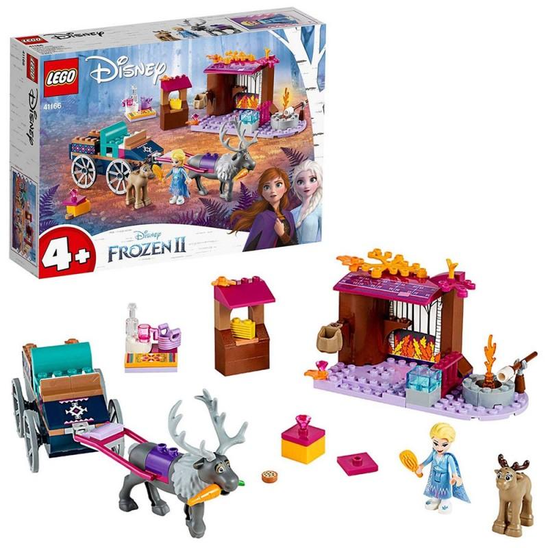 L'Avventura Sul Carro Di Elsa - LEGO FROZEN  - MazzeoGiocattoli.it