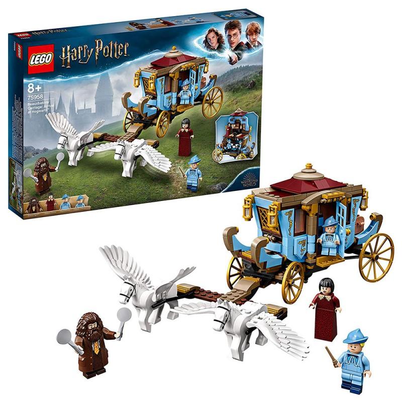 La Carrozza Di BeauxBatons - Set Di Costruzione - Lego - MazzeoGiocattoli.it