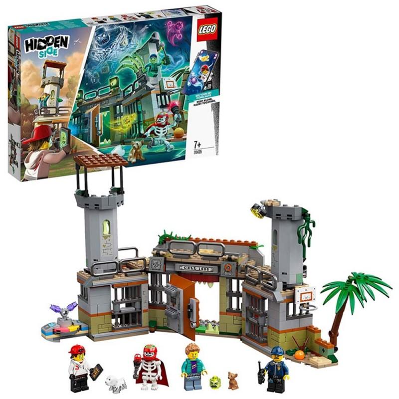 La Prigione Abbandonata Di Newbury Hidden Side - Lego - MazzeoGiocattoli.it