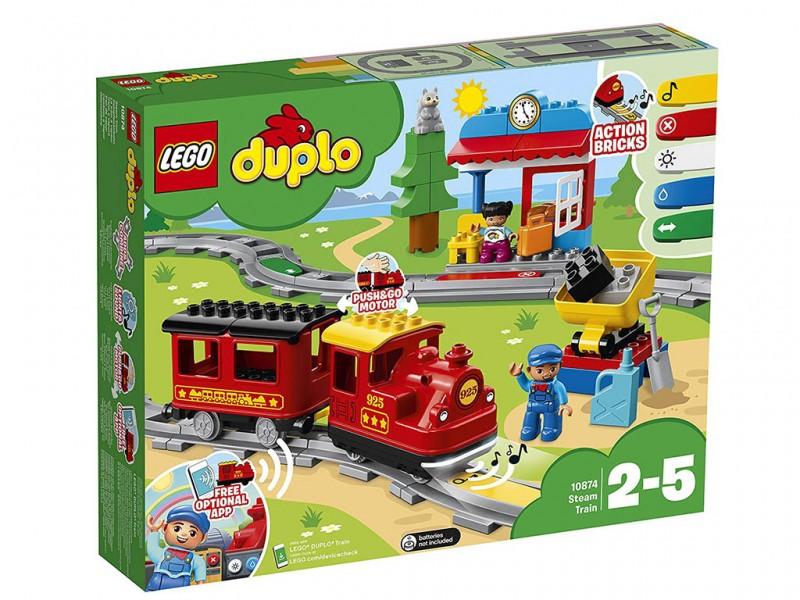 Lego Duplo - Treno A Vapore 10874 - MazzeoGiocattoli.it