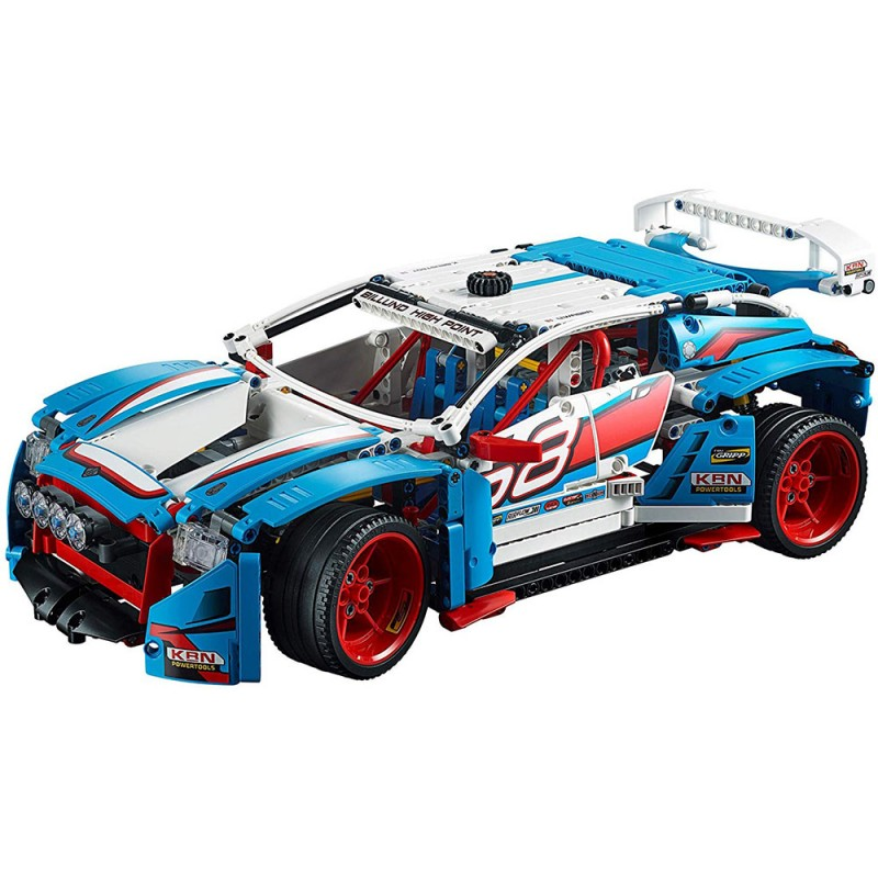 Auto Da Rally - LEGO Technic  - MazzeoGiocattoli.it