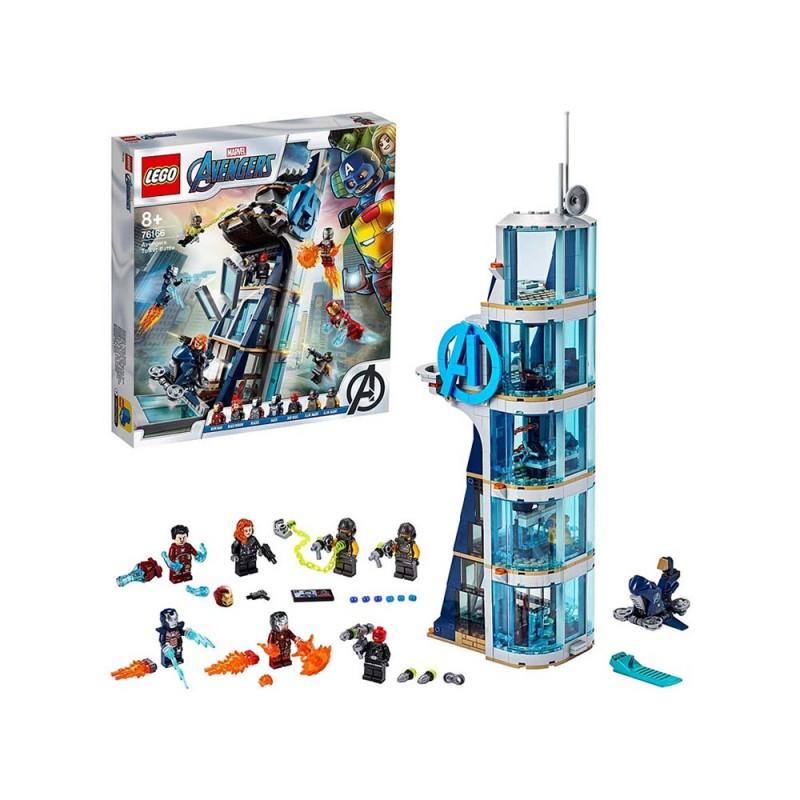 Lego Avengers Battaglia Sulla Torre - Lego  - MazzeoGiocattoli.it