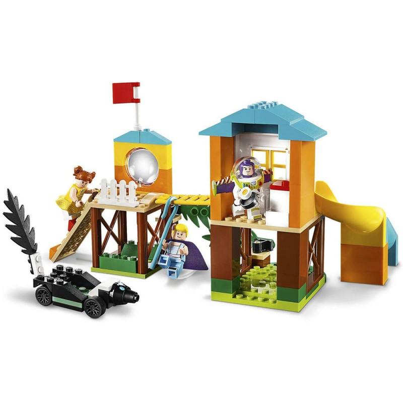 Avventura Al Parco Giochi Di Buzz E Bo Peep - LEGO JUNIORS  - MazzeoGiocattoli.it