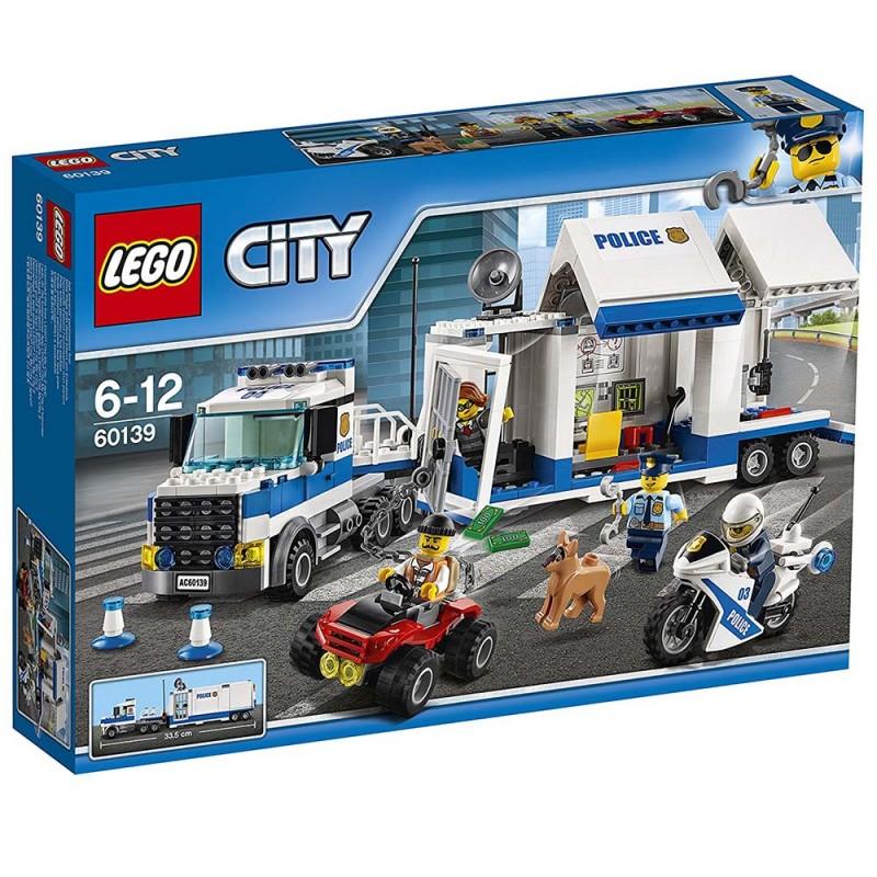 Lego City Centro Di Comando 60139 - MazzeoGiocattoli.it