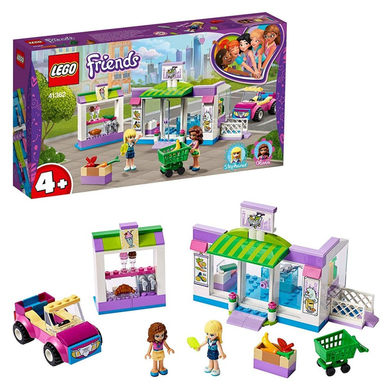 Il Supermercato Di Heartlake City - Lego Friends - MazzeoGiocattoli.it