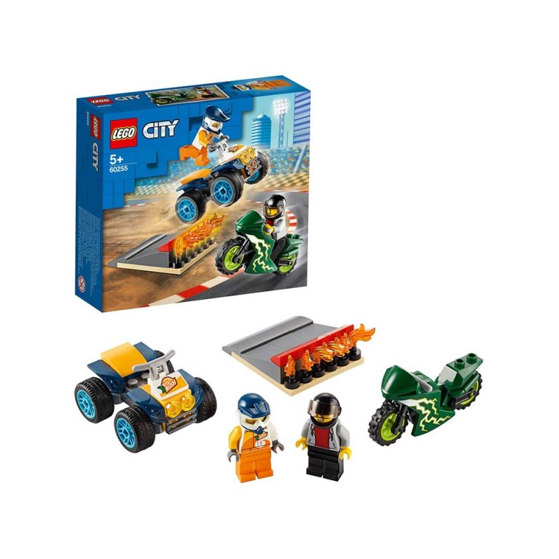 LEGO City Turbo Wheels Team Acrobatico - Lego  - MazzeoGiocattoli.it