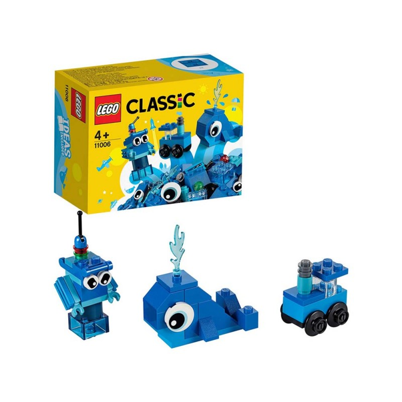 LEGO Classic Mattoncini Creativi - Lego - MazzeoGiocattoli.it