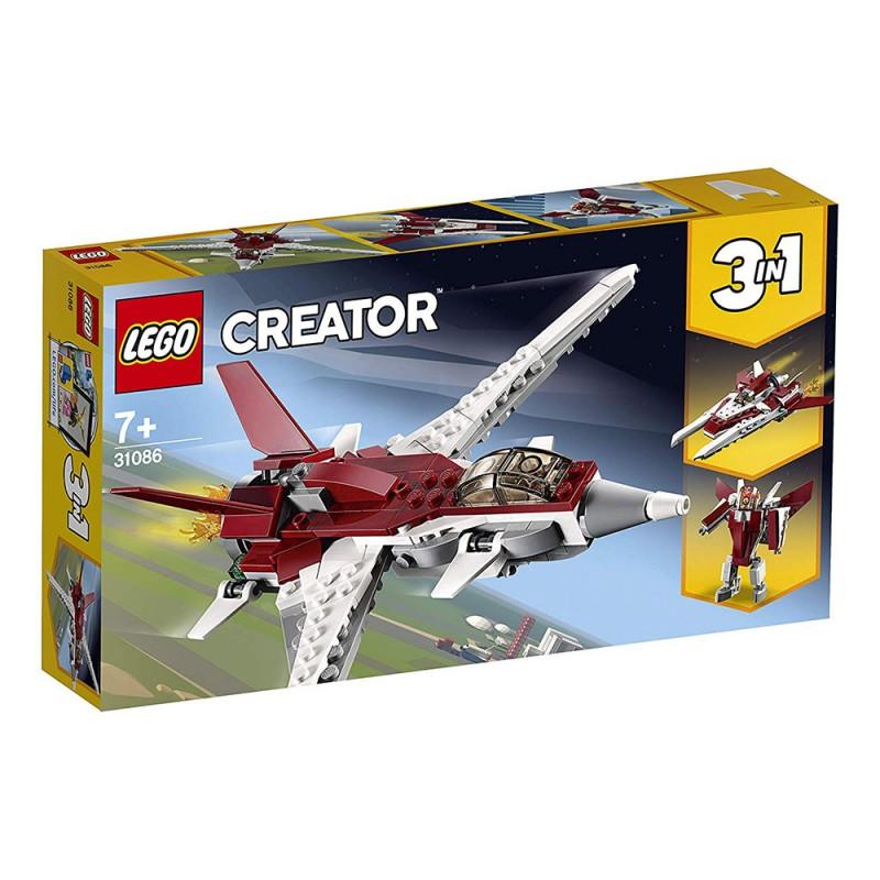 Lego Creator  3in1 - Aereo Futuristico 31086 - MazzeoGiocattoli.it