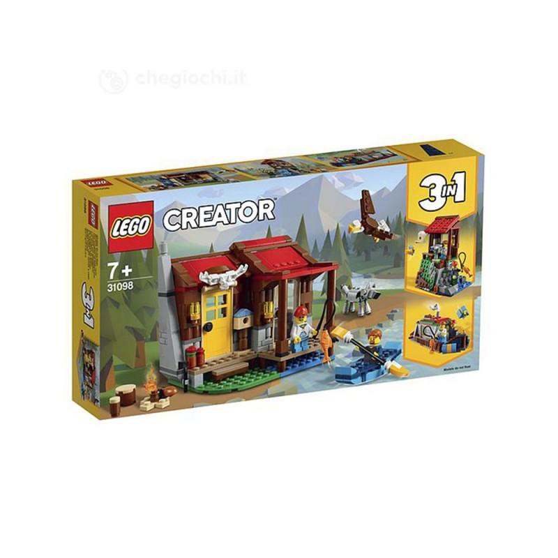 Avventure All'Aperto - Lego Creator - MazzeoGiocattoli.it