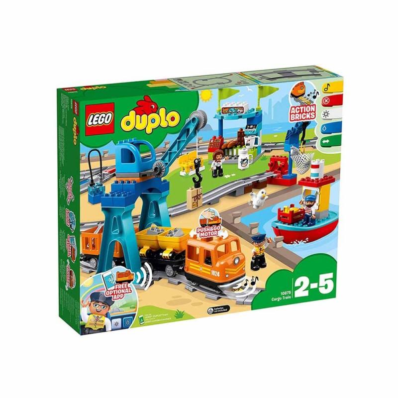 LEGO Duplo - Il Grande Treno Merci - Lego  - MazzeoGiocattoli.it